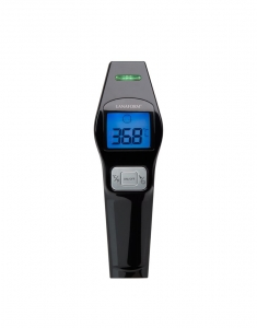 Termometru cu infrarosu Lanaform IR digital non contact pentru corp si alte suprafete, precis si igienic, include 2 baterii AAA alcaline [1]