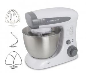 Mixer profesional cu bol Esperanza - Assistant Cooking, 800W, 4L0