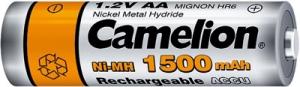 Acumulatori  R06 AA, 1500 mAh, blister de 2 buc, Camelion1