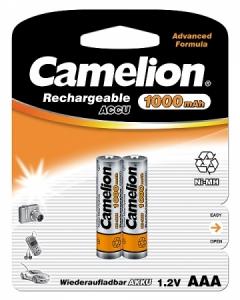 Acumulatori Camelion R03 AAA 1000 mAh blister de 2 buc [0]