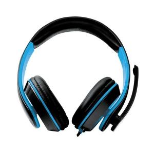 Casti stereo gaming, microfon si control volum, fir textil, Esperanza Condor2