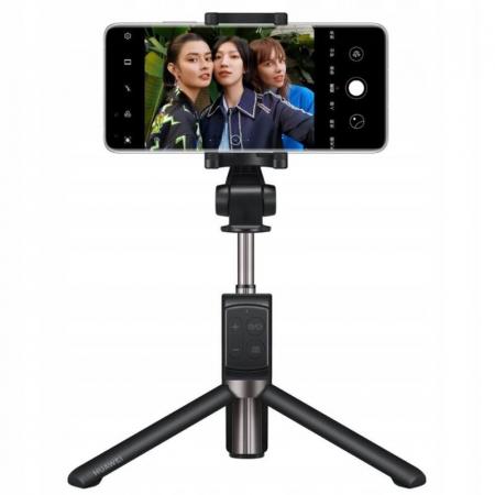 Selfie stick cu trepied Huawei CF15 Pro  wireless bluetooth, rotatie 360 grade5