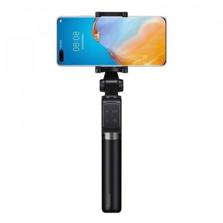 Selfie stick cu trepied Huawei CF15 Pro  wireless bluetooth, rotatie 360 grade2