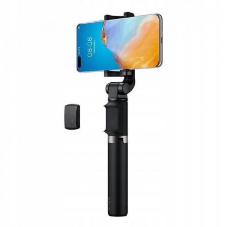 Selfie stick cu trepied Huawei CF15 Pro  wireless bluetooth, rotatie 360 grade3