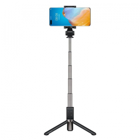 Selfie stick cu trepied Huawei CF15 Pro  wireless bluetooth, rotatie 360 grade4