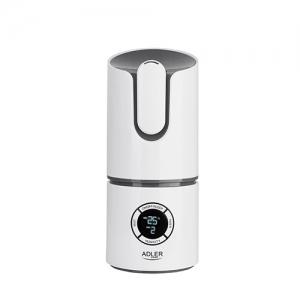 Umidificator ME7957 cu ionizare, higrometru, termometru, si timer 2.2 l, debit 280ml/h, 25W0