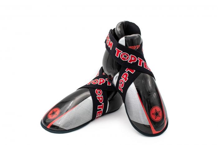 "Botosei / Protectia picioarelor Glossy ""Star & Stripes"" [0]"
