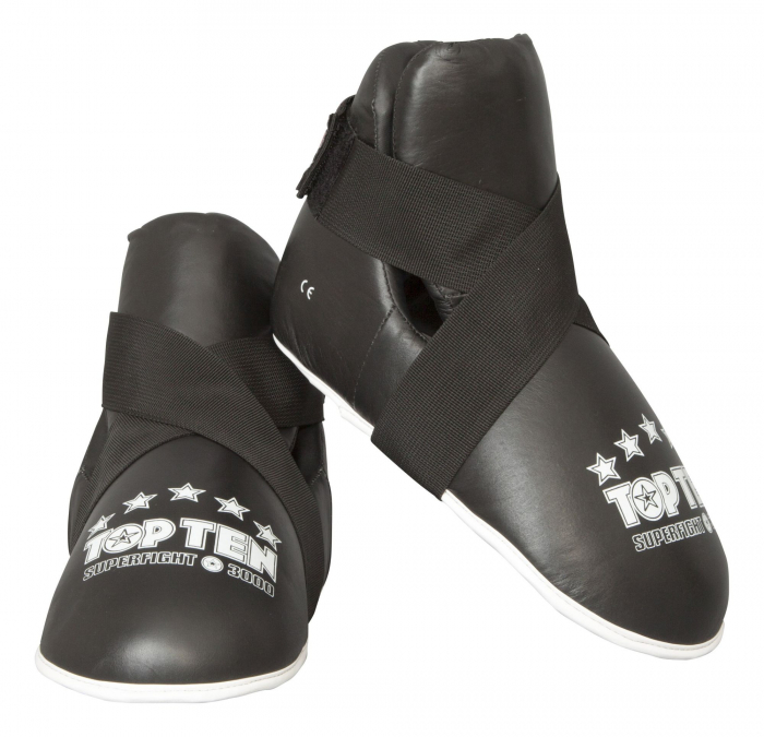 "Botosei, protectii picior ITF & WAKO ""Superfight 3000"" [2]"
