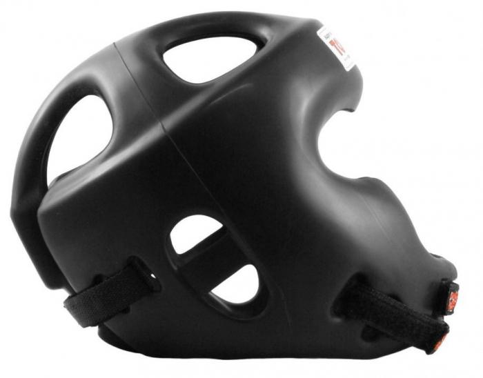 """Casca/Protecția capului """"Protecție completă"""" cu protecție pentru bărbie [0]"""