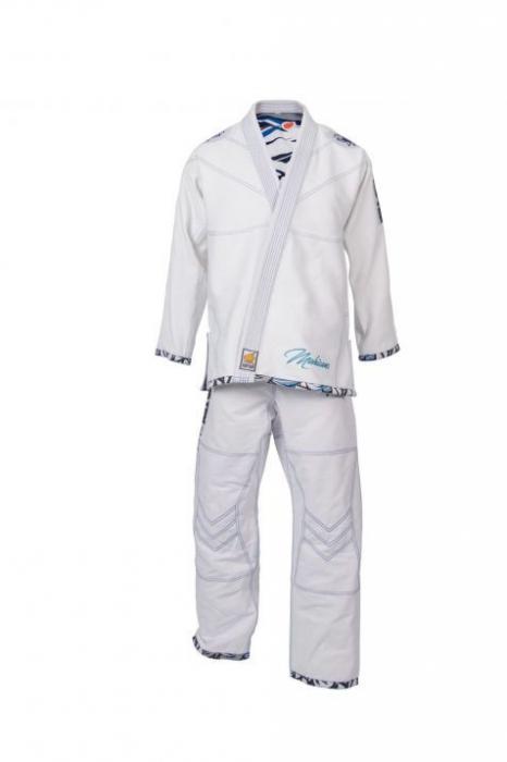 """Costum de Jiu Jitsu (BJJ) """"Mohicans"""" TOP TEN [1]"""