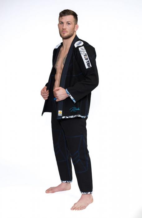 """Costum de Jiu Jitsu (BJJ) """"Mohicans"""" TOP TEN [0]"""