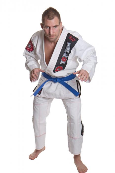 Costum de Jiu Jitsu (BJJ) TOP TEN [3]