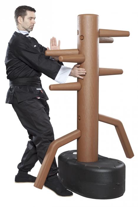 Costum Kung-Fu cu cercei negri [1]