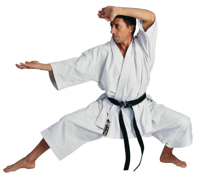 """Kimono pentru karate """"TENNO"""" (aprobat de WKF) [1]"""