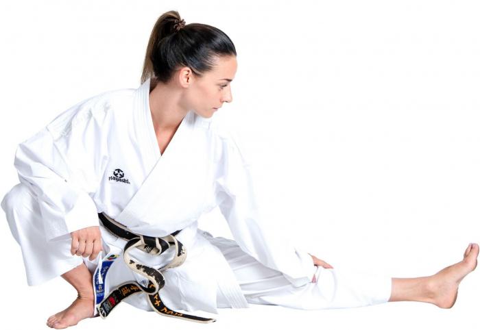 """Kimono WKF Karate-Gi """"Premium Kumite"""" [5]"""