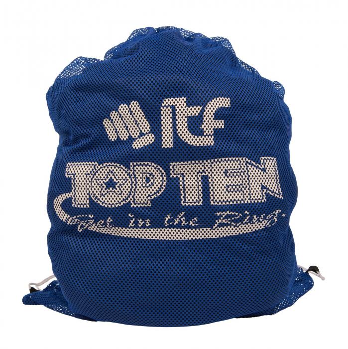 """Geantă din sac """"ITF"""", albastru [0]"""