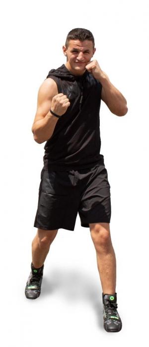 "Hanorac fara maneci ""Biceps"" TOP TEN [5]"