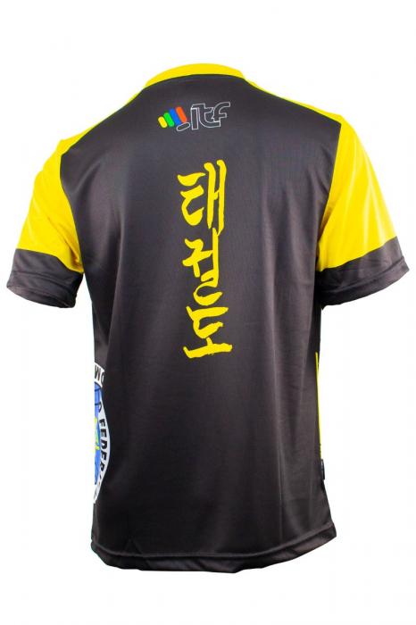 "ITF shirt ""Storm"" with V-neck [1]"
