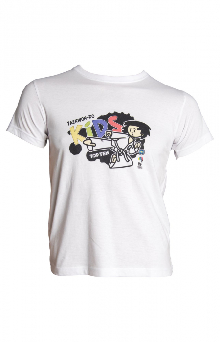 "ITF T-Shirt for Kids ""ITF KIDS"" [0]"
