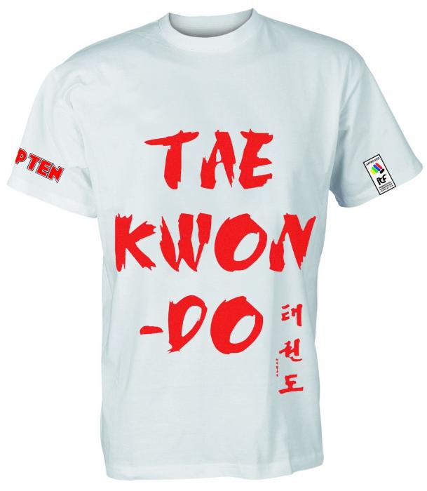 """ITF T-Shirt """"TAEKWON-DO"""" [0]"""