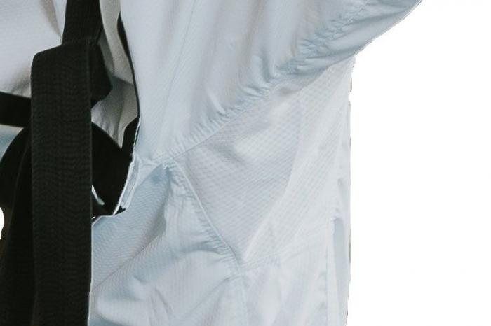 Kimono Dobok,Top Ten, Diamond ITF pentru Taekwon-do, alb,170 cm [6]