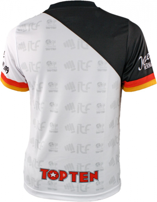 "ITF WC T-Shirt, V-Neck ""Inzell 2019"" [1]"