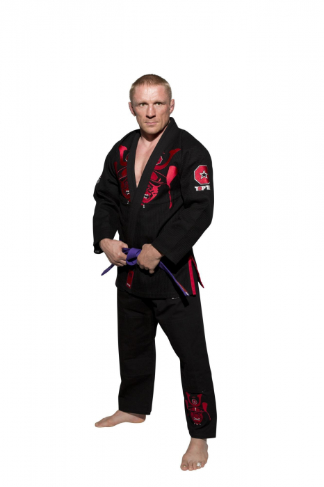 """Jiu Jitsu (BJJ)""""Samurai"""" [0]"""