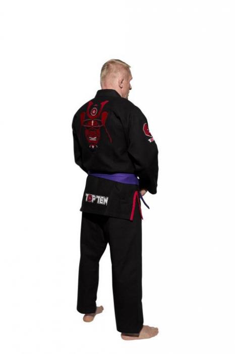 """Jiu Jitsu (BJJ)""""Samurai"""" [1]"""