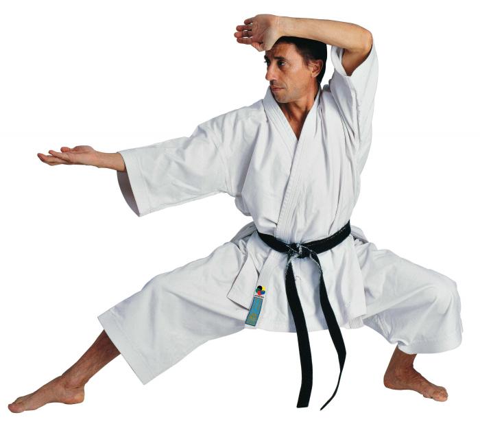 """Karate-Gi """"Legenda"""" - alb [0]"""