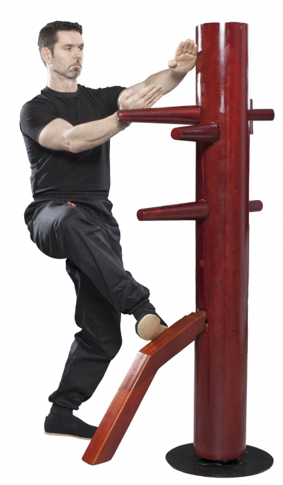 "Manechin din lemn ""Wing Chun"" [0]"