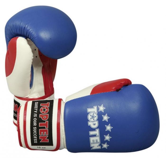 """Mănuși de box """"FIGHT"""" [0]"""
