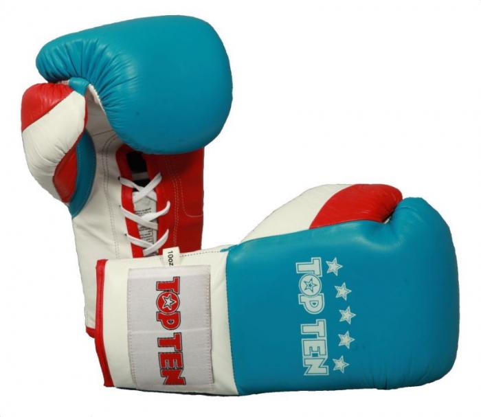 """Mănuși de box """"Profi"""" Tricolor [0]"""