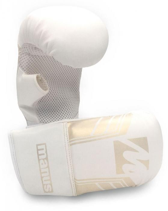 """Mănuși pentru sac de nisip """"White Pearl"""" [0]"""