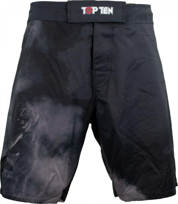 "Pantalon scurti MMA ""Budalus"" [1]"