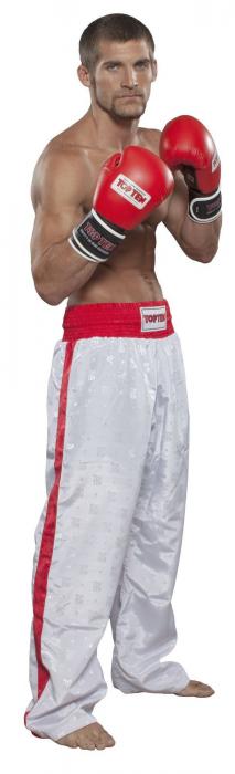 "Pantaloni Kickboxing ""Classic"" [0]"