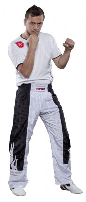 """Pantaloni Kickboxing  """"Flame"""" [0]"""