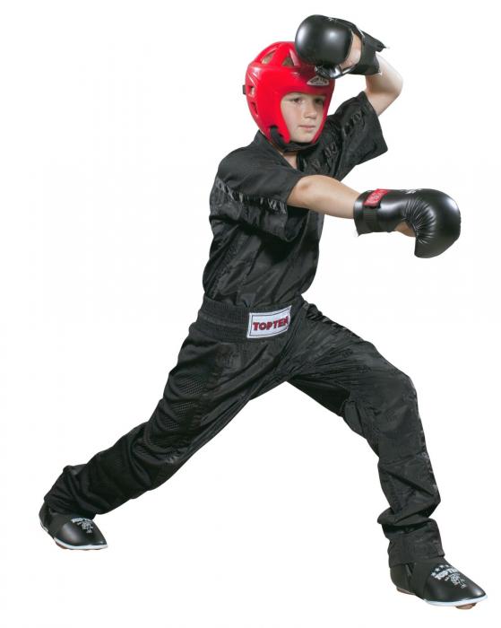 """Pantaloni Kickboxing """"Mesh"""" [0]"""