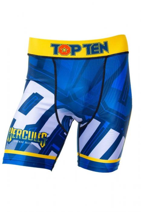 "Pantaloni scurti elastici ""Hercules"" [1]"