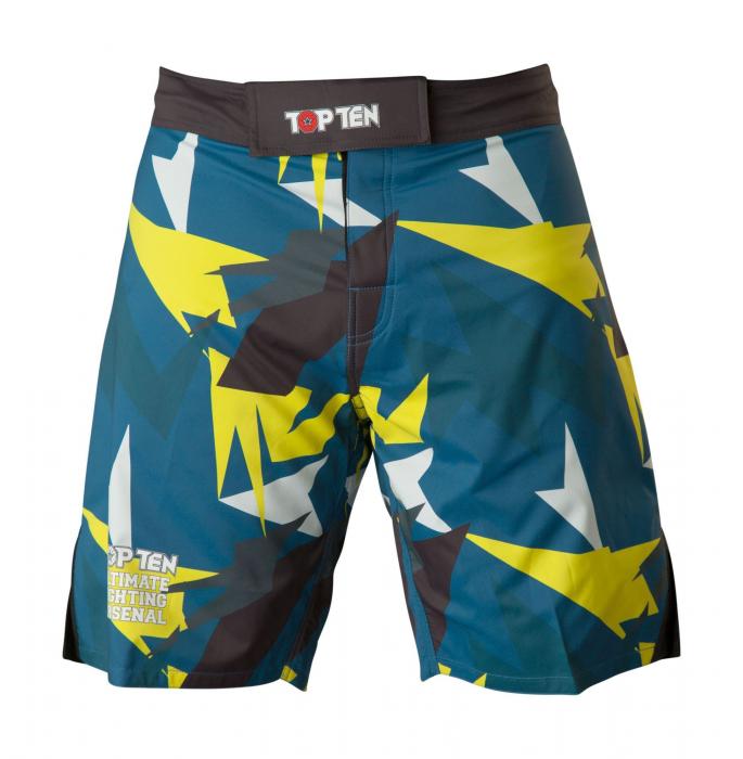 "Pantaloni scurti MMA "" Jungle "" [0]"