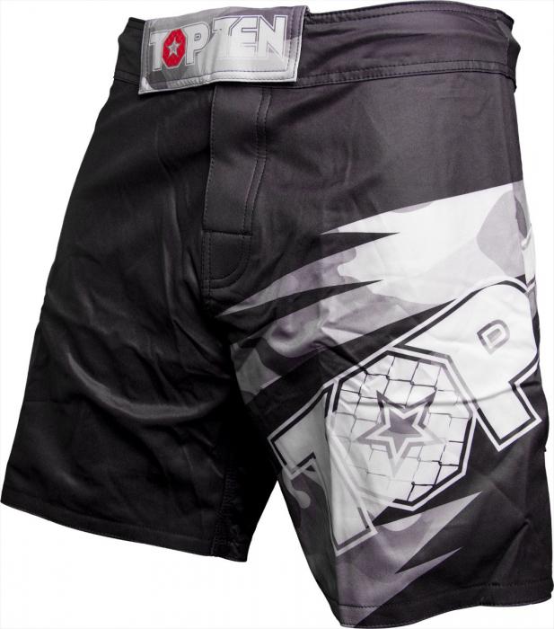 "Pantaloni scurti MMA ""Scratched"" [3]"