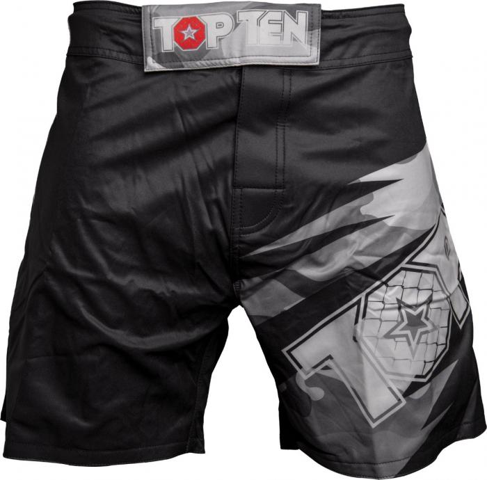 "Pantaloni scurti MMA ""Scratched"" [1]"