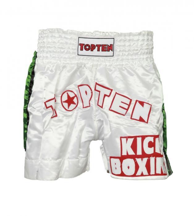 "Pantaloni WAKO Kickboxing ""TOP TEN Kickboxing"" [0]"