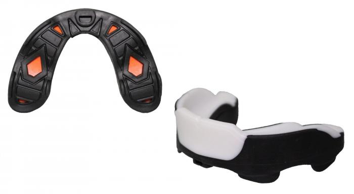 """Protecție bucală """"3L-Protection"""" - alb-portocaliu [0]"""