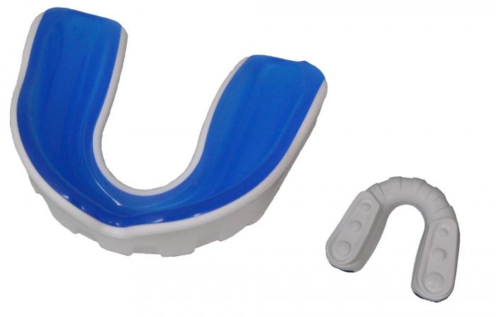 """Proteza """"A-Protecție"""" alb / albastru [0]"""