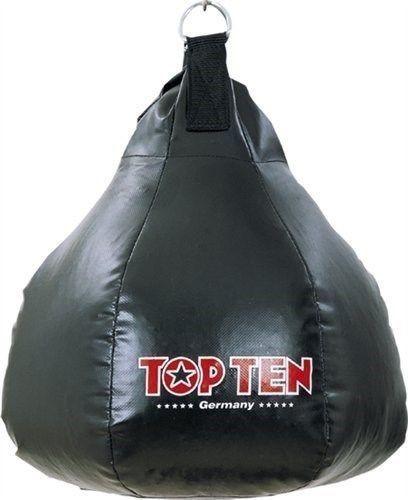 Sac de box din nylon - negru [0]