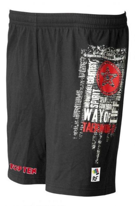 "Shorts ""ITF Taekwon-Do Way of Life"" [2]"