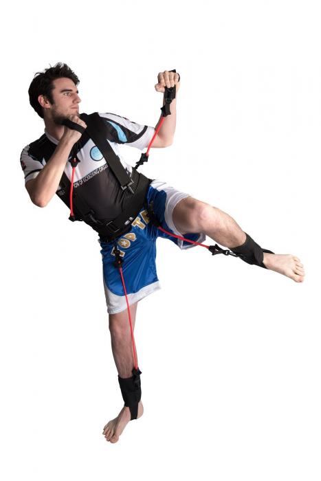 Sistemul Beltmaster, centura de antrenament cu tot corpul [0]