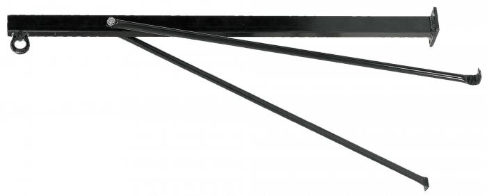 "Suport suspendat ""PROFI"" -negru, aproximativ 110 cm [0]"