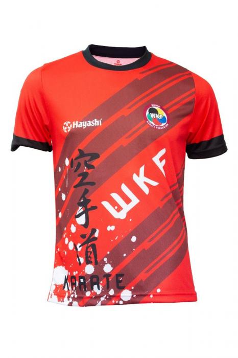 """T-Shirt """"WKF RISING SUN"""" [0]"""