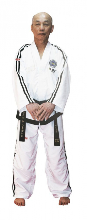 "Taekwon-Do Grandmaster Dobok ""Diamond"" (7th - 9th Dan) [0]"